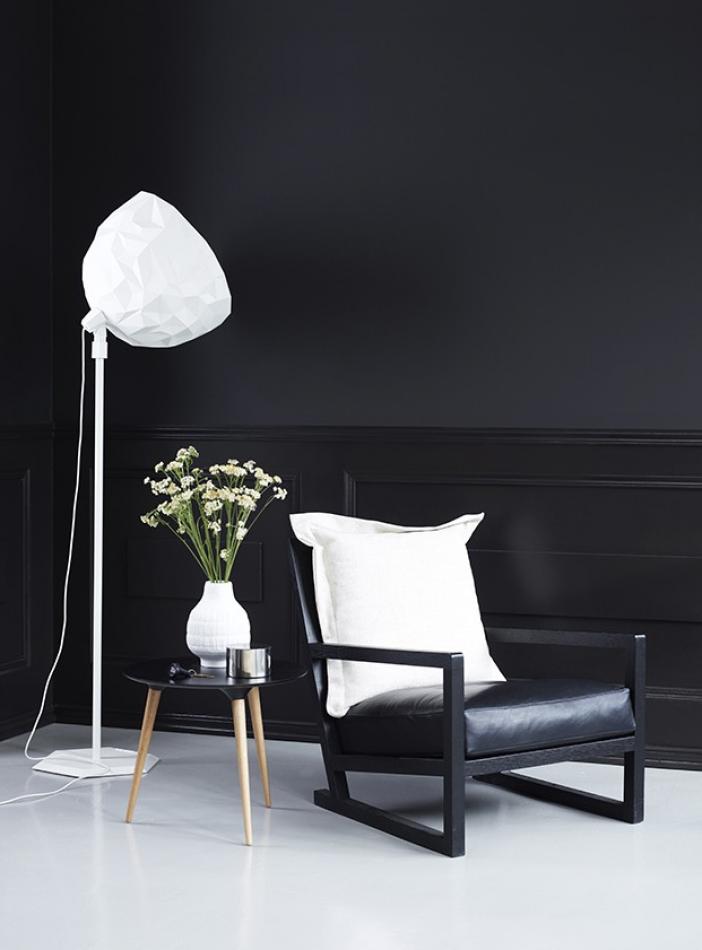 Crea contrastes de color en blanco y negro'