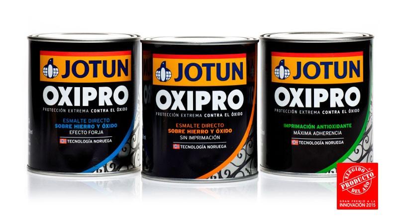 OXIPRO, elegido producto del año 2015 por su innovación