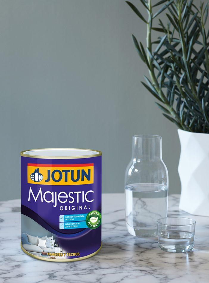 Majestic resist la pintura superlavable con efecto - Mejor pintura plastica ...
