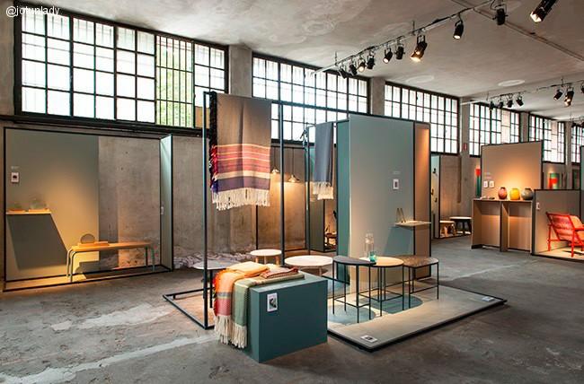 Jotun en feria del mueble de mil n colores seleccionados - Feria del mueble milan ...