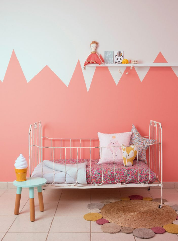 Colores para habitaciones infantiles'