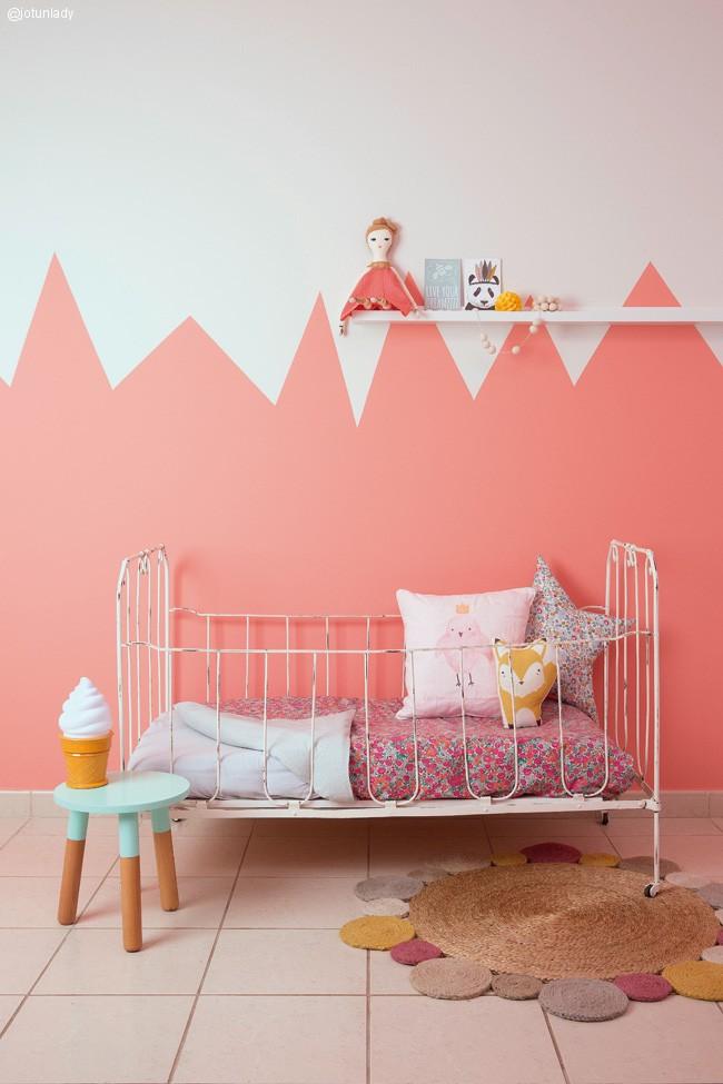Colores infantiles para habitaciones