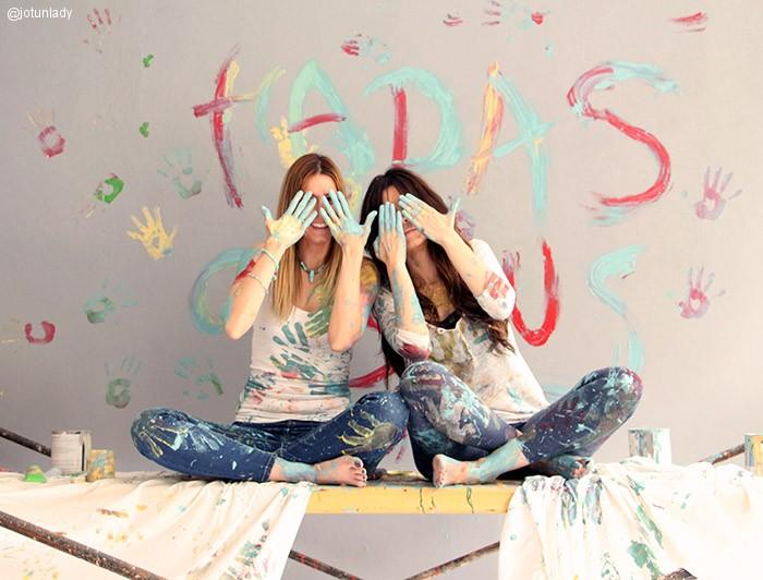Entrevista a Hadas y Cuscus. Un mundo de creatividad y DIY