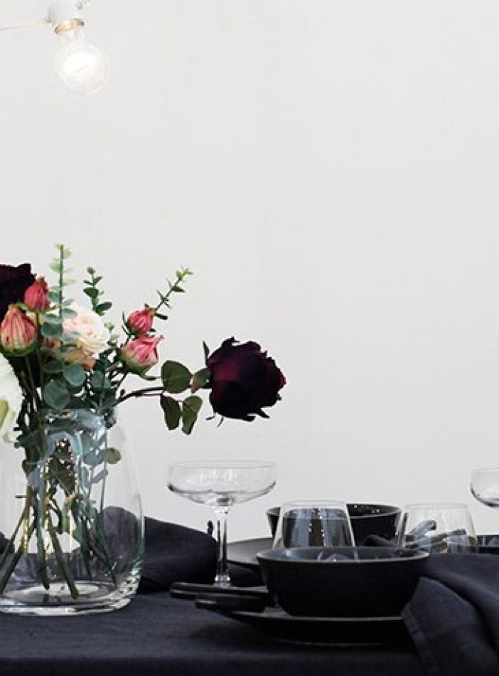 Decora tu mesa y usa la vajilla adecuada para cada ocasión'