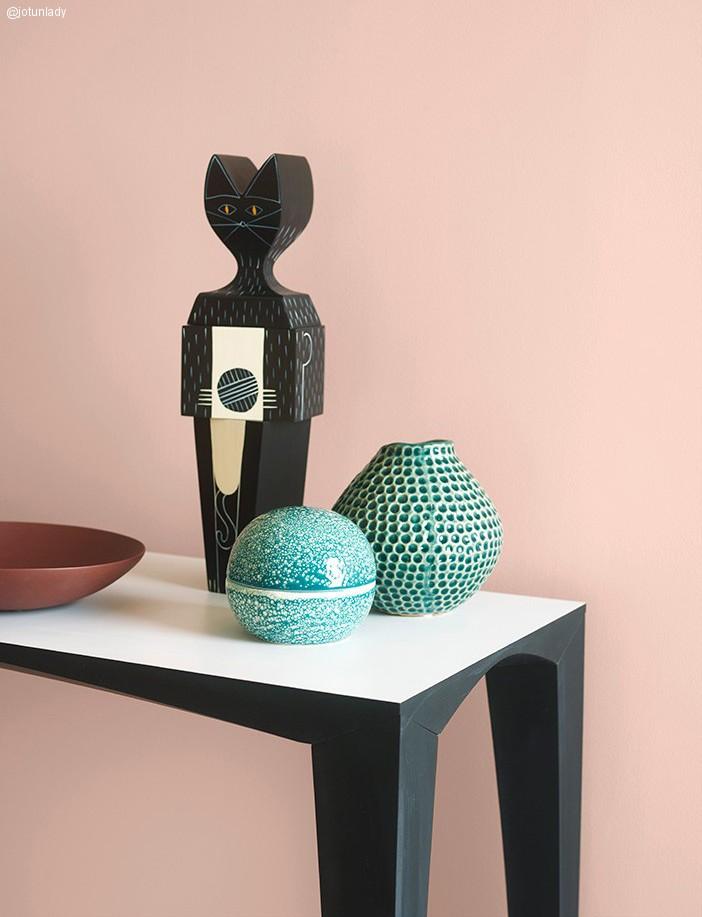 Cómo incorporar el color rosa en tu hogar