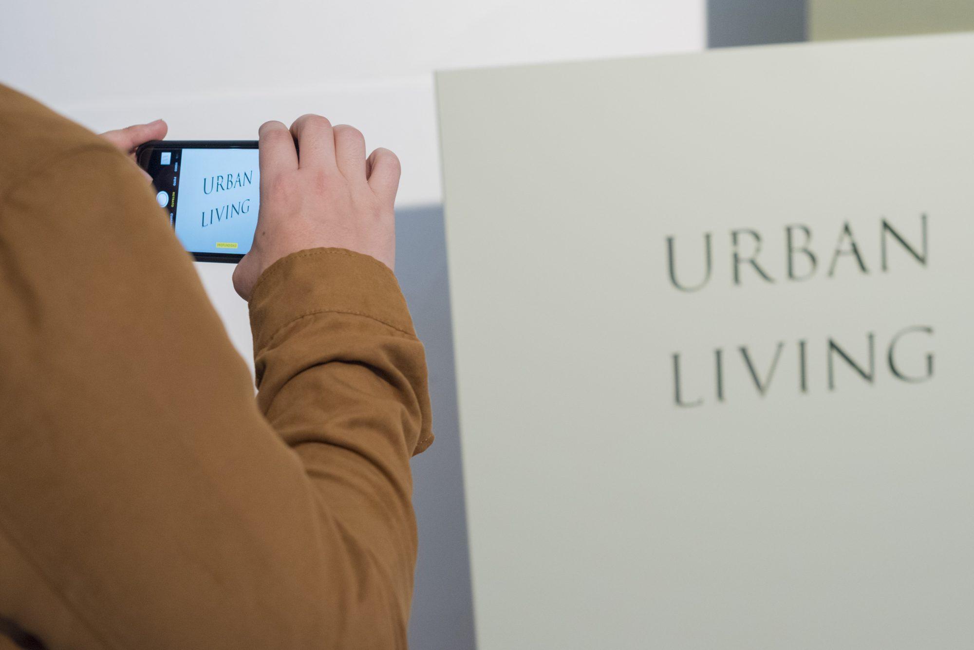 Urban living: inspirada en ciudades modernas