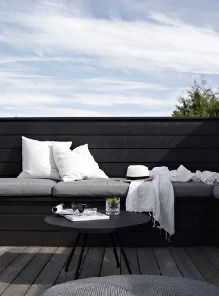 Puesta a punto de la terraza de verano'