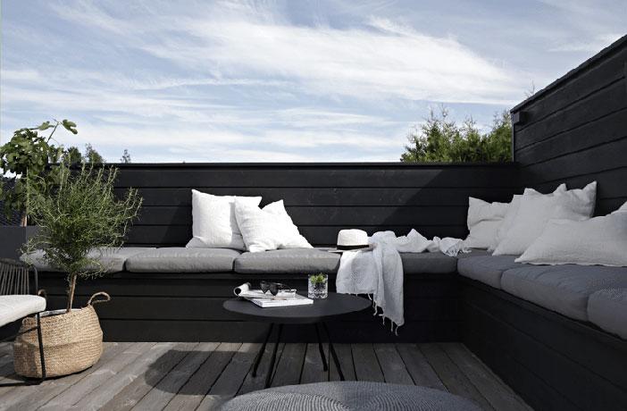 Puesta a punto de la terraza de verano