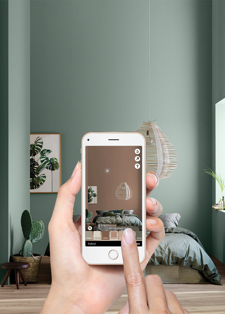 Jotun ColourDesign, la app imprescindible para encontrar el color perfecto
