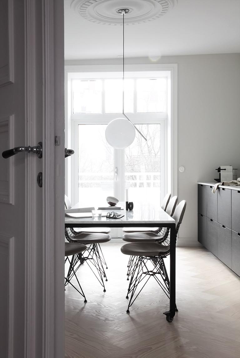 El apartamento de ensueño de una diseñadora de interiores