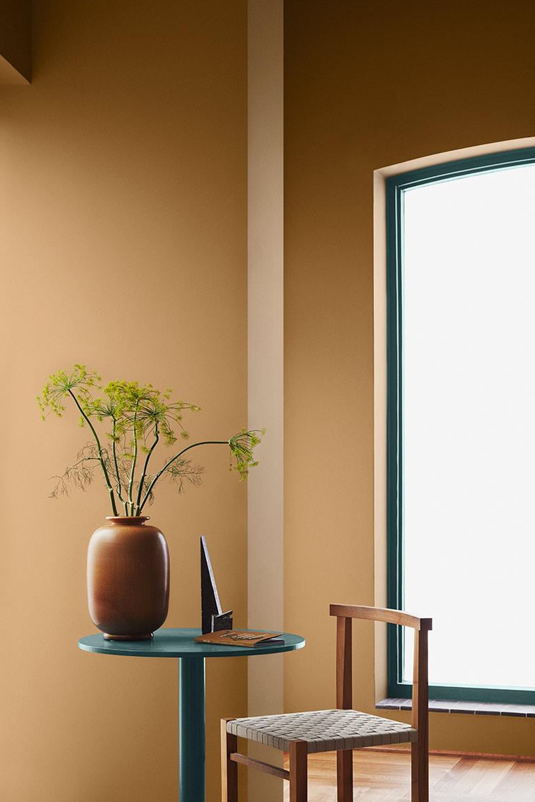 ¡Contrastes que llenan tu hogar de energía!  Consejos para combinar diferentes tonalidades de color