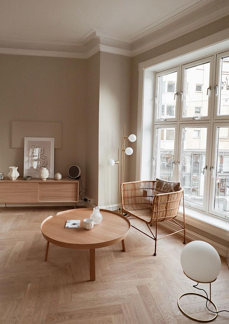 Jotun transforma un apartamento. ¡Te encantará el resultado!